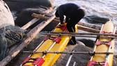 Cứu 3 du khách nước ngoài trôi dạt trên biển Kiên Giang