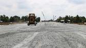 Cao tốc Trung Lương – Mỹ Thuận hoàn thành hơn 40% khối lượng