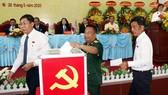 Kiên Giang: Đại hội điểm cấp huyện bầu trực tiếp bí thư