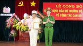 Bổ nhiệm Giám đốc Công an tỉnh An Giang