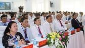 Các đại biểu tham dự đại hội Đảng bộ huyện Châu Thành. Ảnh: Văn Khương
