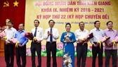 Ông Nguyễn Thanh Nhàn giữ chức Phó Chủ tịch UBND tỉnh Kiên Giang