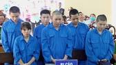 6 bị cáo mua bán ma túy lãnh án 81 năm tù