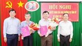Đồng Tháp: Bí thư huyện giữ chức Trưởng Ban Nội chính Tỉnh ủy