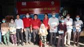 Chợ tết nhân đạo Tân Sửu năm 2021 ở Kiên Giang