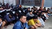 Vĩnh Long: Phát hiện 130 đối tượng tụ tập, cổ vũ đua xe trái phép
