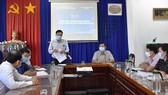 Kiên Giang họp báo về 5 ca dương tính SARS-CoV-2 sau khi nhập cảnh từ Campuchia