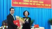 Đồng chí Lê Hồng Quang giữ chức Bí thư Tỉnh ủy An Giang