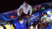 Ngăn chặn 6 người nhập cảnh trái phép qua biên giới ở An Giang
