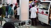 Đồng Tháp truy bắt đối tượng xông vào bệnh viện chém người loạn xạ