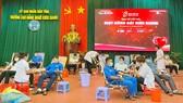 Hành trình đỏ tỉnh Kiên Giang tiếp nhận hơn 1.600 đơn vị máu