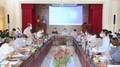 Tổ công tác của Bộ Y tế đến Đồng Tháp hỗ trợ phòng chống dịch Covid-19