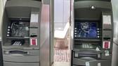 Một thanh niên tự ý đập vỡ 2 màn hình máy ATM