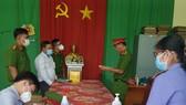 Nguyên Bí thư, Chủ tịch UBND xã ở huyện Phú Tân (An Giang) bị bắt