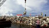 Cảng hành khách quốc tế Phú Quốc hoàn thành hơn 75% khối lượng