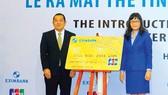 Ra mắt thẻ tín dụng quốc tế Eximbank-JCB