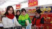 Hàng Việt lo thôn tính của đại gia bán lẻ ngoại
