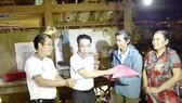 Hoa Sen hỗ trợ vùng lũ tại Bình Định