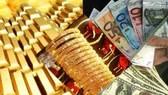 Sáng 11-5: Vàng nhích nhẹ, USD giảm sâu