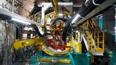 Tuyến metro số 1: Robot TBM 300 tấn bắt đầu khoan xuyên lòng đất