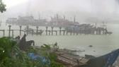 TPHCM lo ngập lụt khi mưa bão đổ bộ vào những ngày tới