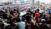 Tăng cường xử lý các điểm ùn tắc giao thông trong dịp lễ 30-4