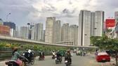 Đường Nguyễn Hữu Cảnh. Ảnh: QUỐC HÙNG