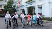 Kiến nghị thực hiện thí điểm dự án phát triển hệ thống xe đạp công cộng