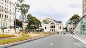 Tuyến Metro số 1 bàn giao mặt bằng Công viên Lam Sơn trước Nhà hát Thành phố sớm hơn tiến độ