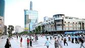 Cấm phương tiện lưu thông khu vực trung tâm thành phố từ 4 giờ 30 đến 10 giờ 30 ngày 28-6