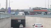 7 giờ 30 ngày 15-7 xe được phép lưu thông vào nhánh đường hầm hướng từ Tây Ninh vào TPHCM tại nút giao thông An Sương