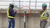 Sự cố dầm cầu tuyến metro Bến Thành - Suối Tiên đã được khắc phục