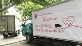 TPHCM bỏ cấp giấy nhận diện luồng xanh xe chở hàng hóa thiết yếu  
