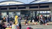 Vĩnh Long đón thêm 1.146 người dân từ TPHCM về quê  