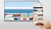 TV Khung Tranh là một ý tưởng TV mới hoàn toàn của Samsung