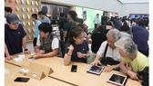 Sang trọng và gần gũi ở cửa hàng chính hãng Apple