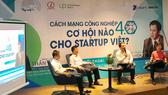 """Workshop """"Cách mạng công nghiệp 4.0 - Cơ hội nào cho Startup?"""""""