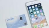 SIM ghép V2 đang có giá niêm yết 200 ngàn đồng