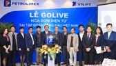 Petrolimex ứng dụng hoá đơn điện tử của VNPT