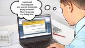Nhân viên không quan tâm đến bảo mật của công ty sẽ tạo nhiều cơ hội hơn cho tội phạm mạng