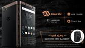BlackBerry KEYone phiên bản khung viền kim loại màu đồng