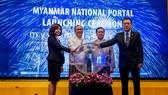 Khai trương Cổng thông tin điện tử quốc gia Myanmar