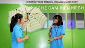 Công nghệ cảm biến MESH được ứng dụng dễ dàng trong đời sống