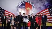 Microsoft Việt Nam được vinh danh Cống hiến Vì Cộng Đồng