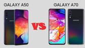Galaxy A50 và A70 đang giảm giá tại Di Động Việt