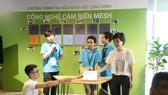 Sáng tạo với công nghệ cảm  biến MESH từ Sony