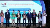 12 cá nhân và tổ chức nhận Giải thưởng Đổi mới sáng tạo và Khởi nghiệp TPHCM 2019
