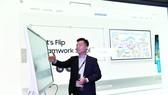 Samsung Flip 2 đem lại trải nghiệm viết và vẽ trực quan như trên giấy