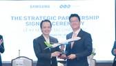 Samsung và Tập đoàn FLC chính thức ký kết hợp tác chiến lược