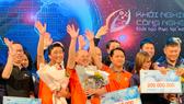 Đội Thế Giới Thợ giành ngôi Á quân
